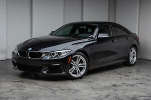 2015 BMW 435i Gran Coupe M package