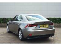 2014 Lexus IS 300h Luxury 4dr CVT Auto Saloon Automatic Saloon Petrol/Electric H