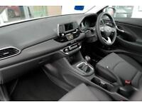 2018 Hyundai i30 1.0 T-GDi (120ps) S Petrol white Manual