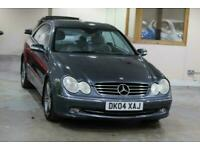 2004 Mercedes-Benz CLK 2.7 CLK270 CDI Avantgarde 2dr