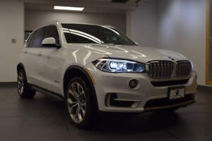 2016 BMW X5 35i w/ONLY 20,300kms