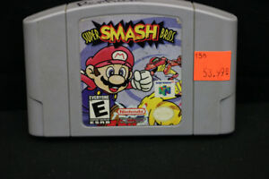 Super Smash Bros For Nintendo64 (#156)