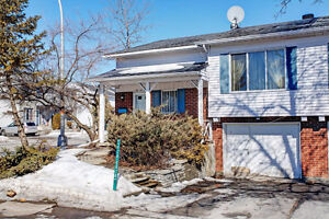 BUNGALOW WITH A GARAGE - CHOMEDEY