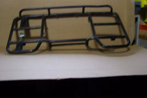 Front and Back Cargo Racks for 1984 Honda 200es.