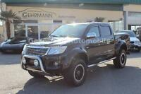Toyota HiLux 4x4 Double Cab DPF Autm. Executive Voll