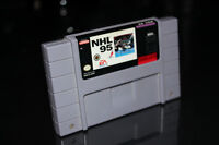 SUPER NINTENDO-NHL 95