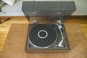 Table tournante Pioneer PL-12DII
