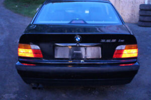 1998 328is BMW