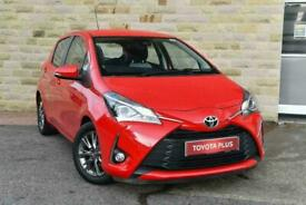 image for 2018 Toyota Yaris 1.0 VVT-i Icon 5dr Hatchback Petrol Manual