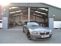 2004 BMW Z4 2.2i MANUAL PETROL SE Roadster