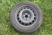 Hankook Winter Pike RS Tires - 215/60/R16 99T - 5 Bolt Rims VW