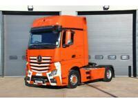2013 (13) MERCEDES-BENZ Actros 1845 4X2 Tractor Unit