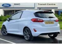 2020 Ford Fiesta 1.0 Ecoboost Sport Van Car Derived Van Petrol Manual