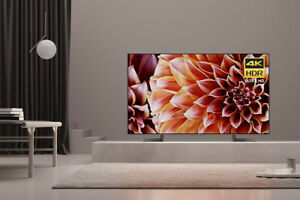 "Sony 55"" 4K UHD HDR LED Android Smart TV X900F"