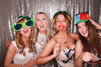 BEST PHOTO BOOTH with lots of amazing Props for all your Events!