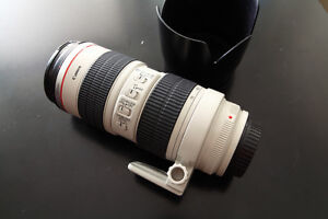 Canon 70-200mm IS T2.8
