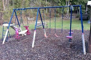 Great Swing Set