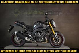 2014 14 YAMAHA FZ8 800CC 0% DEPOSIT FINANCE AVAILABLE
