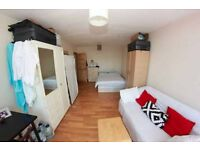 Large double room - Shadwell (zone 2) - Short term