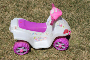 Child's Ride on Quad - 6v