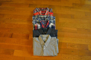 Men's XL & L Extra Large Shirts Chaps Izod Tommy Hilfiger Any 5