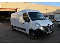 2.3 LM35 BUSINESS DCI S/R P/V 5D 125 BHP MEDIUM ROOF LWB DIESEL MANUAL VAN 2015