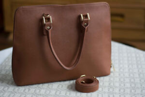 Cuir Danier leather bag - can hold laptop