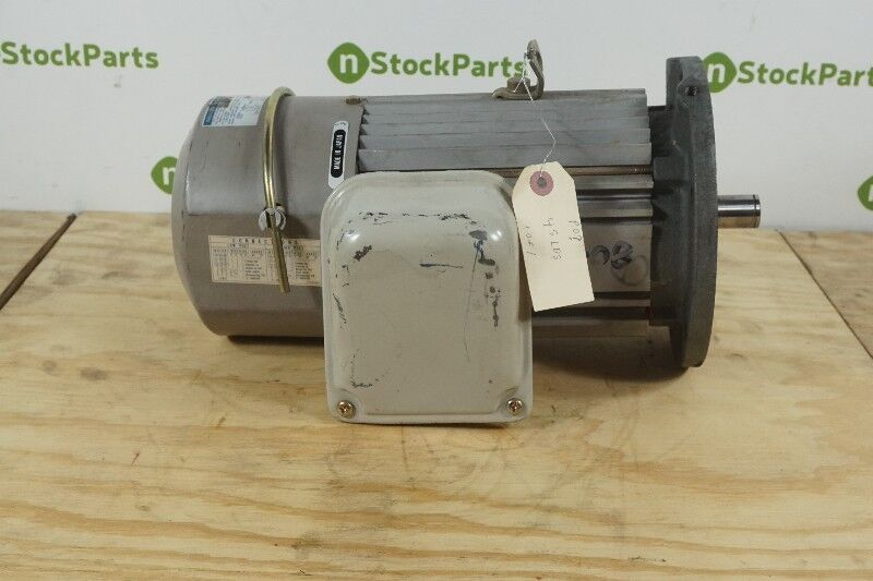 2HP 1800RPM - SUMITOMO TC-F/FB-2B NSMD - 2 HP ELECTRIC MOTOR 1740 RPM 90L TEFC 2