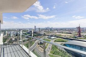BRAND NEW 25TH FLOOR 2 BED - Glasshouse Gardens E20 - STRATFORD CITY WESTFIELD BOW MILE END