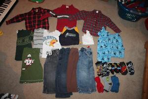 Boys winter clothing lot