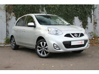 Nissan Micra 1.2 ( 80ps ) 2015MY n-tec