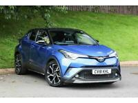 2018 Toyota CHR Hybrid 1.8 (122bhp) Dynamic Crossover 5-Dr &LEATHER& &STYLE PACK