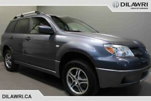 2005 Mitsubishi Outlander LS AWD at