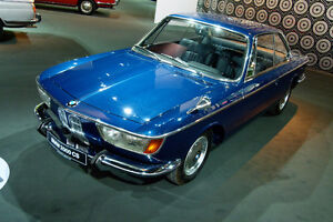Wanted BMW 2000C-CS-CA