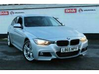 2016 BMW 3 Series 335d xDrive M Sport 4dr Step Auto Saloon Automatic Saloon Dies