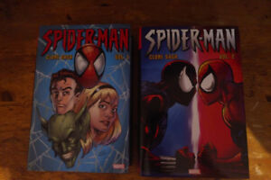 Spider-Man Omnibus, The Clone Saga Part 1 and Part 2 LIKE NEW