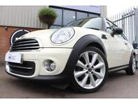 2011 11 MINI HATCH COOPER 1.6 COOPER 3D 122 BHP