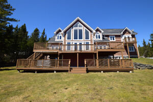 NEW PRICE $569,000  50 Mountainview  Rd Humber Valley Resort ,NL