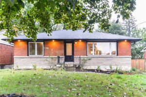Beautifully renovated bungalow