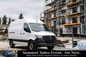 2019 Mercedes Benz Sprinter V6 2500 Cargo 144