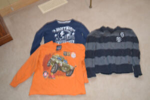 Boy's Clothing Lot / Sizes:  7/8, 7 & 8