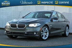 BMW 5 Series 4dr Sdn 535d xDrive AWD 2015