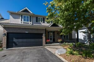 Show stopping 4 bed, 4 bath home in the heart of Stittsville