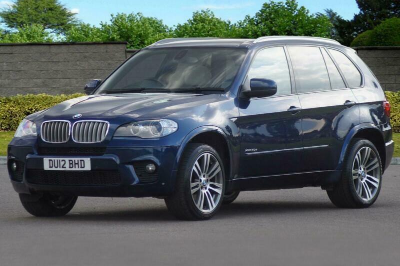 BMW X5 40d xDrive40d M Sport 3 0d Auto 7 Seat NAV Pan Rf Pro Sound FSH PX  Welco | in Whitchurch, Cardiff | Gumtree