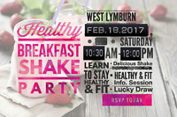 Nutritious Breakfast & Snacks Fun Party