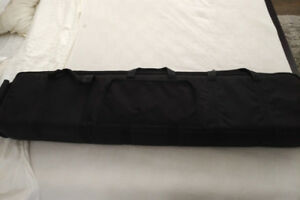 Slim 88 key keyboard case gig bag
