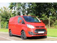 NEW 2016 66 Ford Transit Custom 2.2TDCi ( 125PS ) 270 L1H1 Limited SPORT STYLE