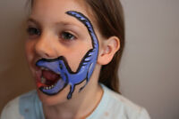 Creative Kids Face Painting - Birthday Parties or Events