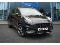 2020 Ford Puma 1.0 EcoBoost Hybrid mHEV ST-Line 5dr***With Rear Parking Aid & Wi