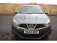 Nissan Qashqai n-tec 2.0 dC (grey) 2011